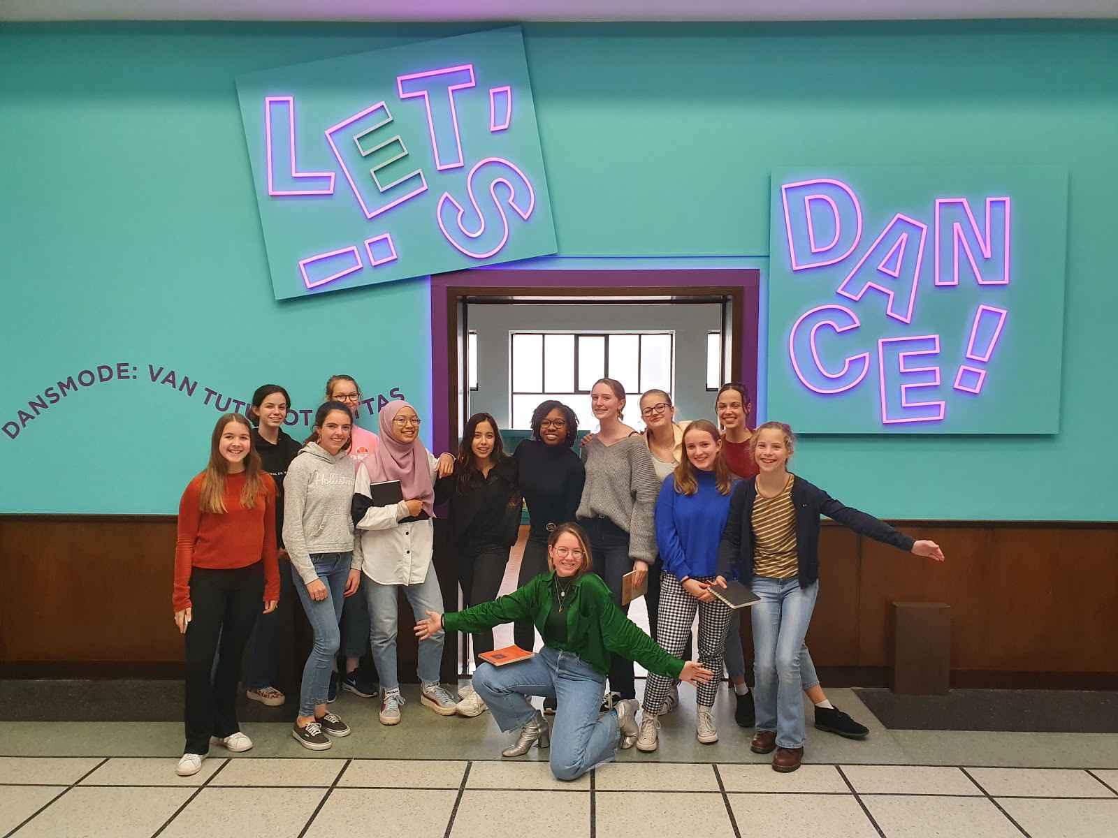 cultuurclub: let's dance Kunstmuseum